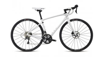 Specialized Ruby Comp 28 Rennrad Komplettrad Damen-Rad white/metallic white silver Mod. 2017