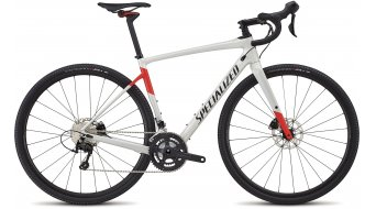 "Specialized Diverge Comp 28"" silniční kolo úplnýrad dirty white/rocket red/tarmac black model 2018"