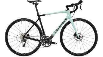 "Specialized Roubaix Elite 28"" 公路赛车 整车 型号 56厘米 mint/tarmac black/black 款型 2018"
