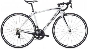 "Specialized Amira SL4 Sport 28"" bici da corsa bici completa da donna . white/tarmac black mod. 2018"