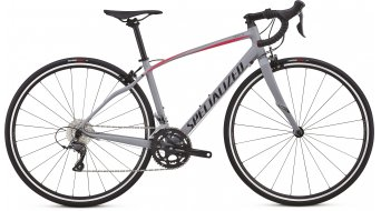 "Specialized Dolce 28"" Rennrad Komplettrad Damen-Rad cool gray/acid pink Mod. 2018"
