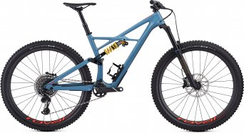 "Specialized Enduro FSR na karbon 6Fattie 29"" horské kolo velikost M storm grey/rocket red model 2019"