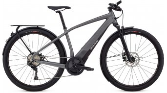 Specialized Turbo Vado 6.0 E-Bike Komplettrad 45km/h gloss charcoal/black/chrome Mod. 2019