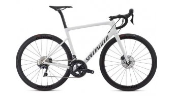 "Specialized Tarmac SL6 Expert Disc 28"" racefiets fiets white/blue ghost pearl/black model 2019- demo"