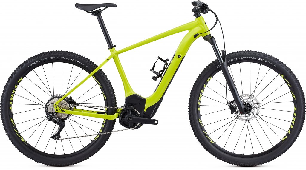 "Specialized Turbo Levo HT Comp 29"" MTB E- bike bike size M hyper green/black 2019"