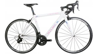 Storck Visioner Prana Shimano 105 road bike bike ladies version glossy white 2017