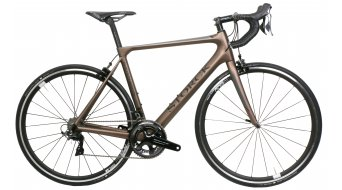 Storck Aernario Pro G1 országúti kerékpár komplett kerékpár Méret 57cm matt aeratus black (Shimano Dura Ace R9100) 2018 Modell