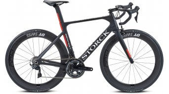 Storck Aerfast per G2 racefiets fiets maat. M mat black/frosted chili (Shimano Dura Ace R9110) model 2018