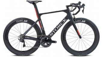 Storck Aerfast PRO G2 bici carretera bici completa tamaño M color apagado negro/frosted chili (Shimano Dura Ace R9110) Mod. 2018