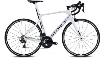 Storck Aerfast Comp bici carretera bici completa tamaño L glossy blanco/negro (Shimano Ultegra R8000) Mod. 2018