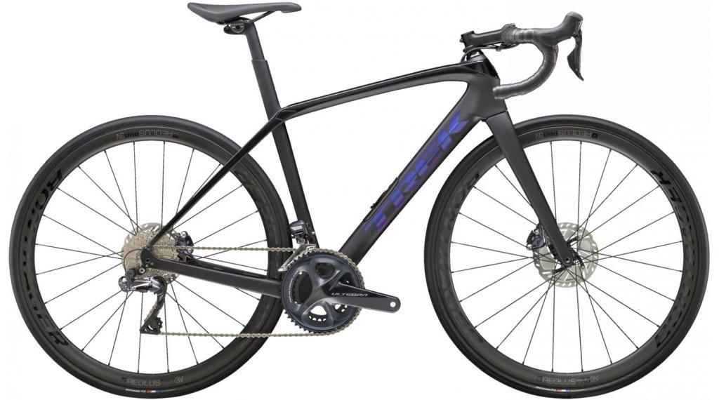 Trek Domane SL 7 28 Rennrad Komplettrad Gr. 50cm matte trek black Mod. 2021