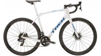 "Trek Domane SLR 7 eTap P1 28"" bici carretera bici completa Gr. 56cm voodoo Trek blanco/azul Mod 2020"