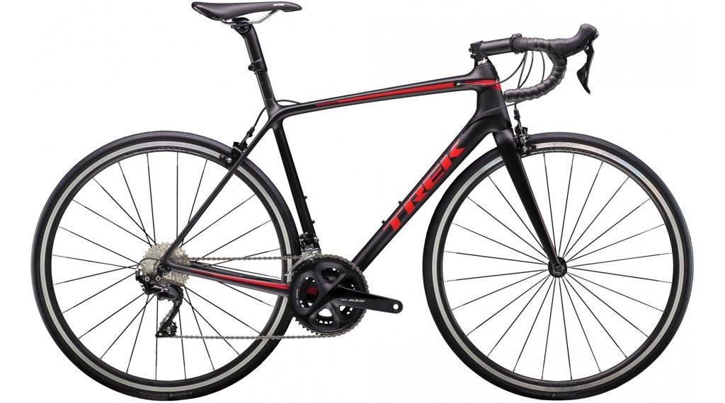 "Trek Émonda SL 5 28"" Rennrad Komplettrad Gr. 56cm matte trek black/gloss viper red Mod. 2020"
