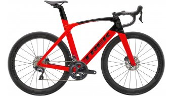 "Trek Madone SL 6 Disc 28"" Rennrad Komplettrad radioactive red/Trek black Mod. 2021"