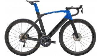 """Trek Madone SL 7 Disc 28"""" Rennrad Komplettrad matte black/gloss alpine blue Mod. 2021"""
