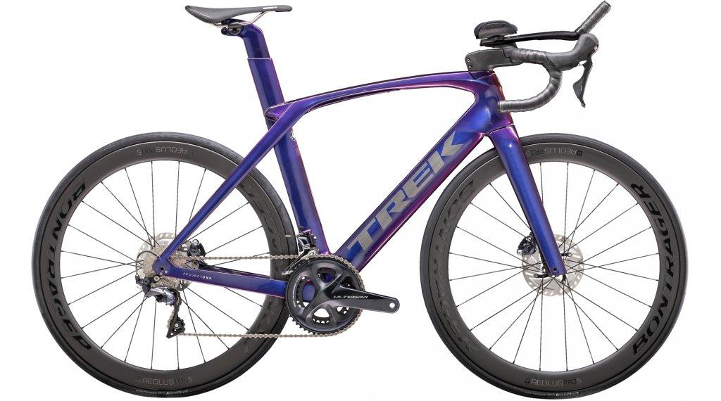 "Trek Madone SLR 6 Disc Speed P1 28"" Rennrad  Komplettrad Gr. 50cm purple phaze/anthracite Mod 2020"