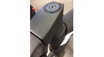 "Trek Madone SLR 6 Disc Speed 28"" bici carretera bici completa tamaño 54cm matte trek negro/trek blanco Mod. 2020 minimale arañazos en potencia, sillín- y tubo inferior MODELO DE DEMONSTRACIÓN"