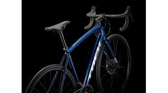 """Trek Domane AL 2 Disc 28"""" Rennrad Komplettrad Gr. 44cm gloss mulsanne blue/matte trek black Mod. 2021"""