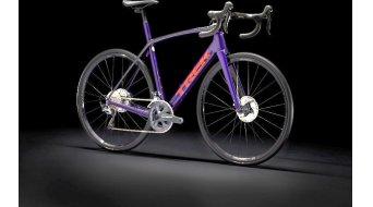 """Trek Domane SL 6 28"""" 公路赛车 整车 型号 50厘米 purple abyss/Trek black 款型 2021"""