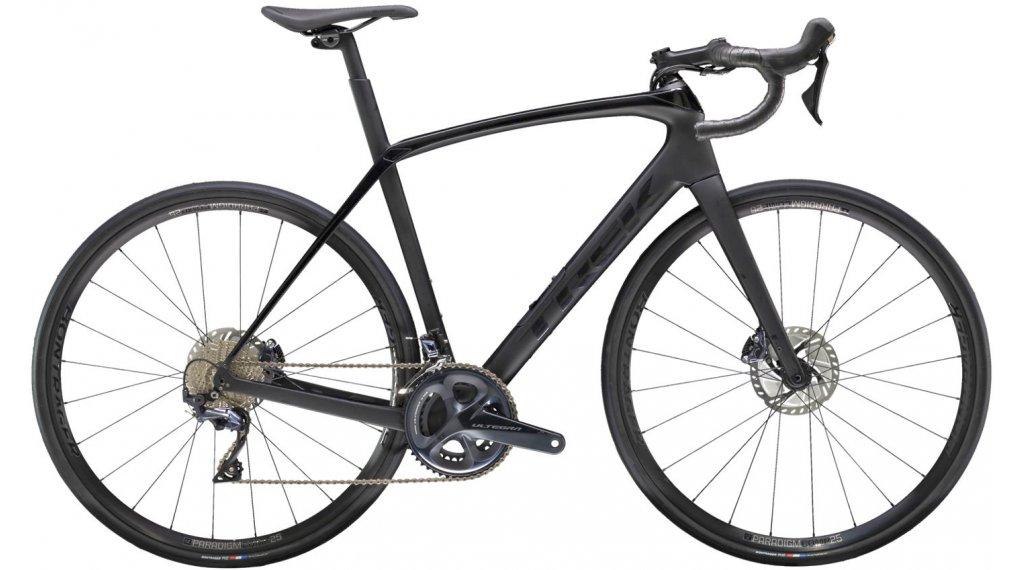 Trek Domane SL 6 28 Rennrad Komplettrad Gr. 47cm matte/gloss trek black Mod. 2021