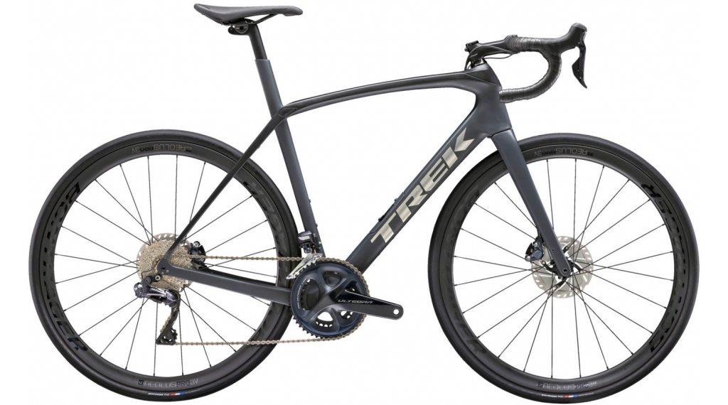 Trek Domane SL 7 28 Rennrad Komplettrad Gr. 47cm matte charcoal/trek black Mod. 2021