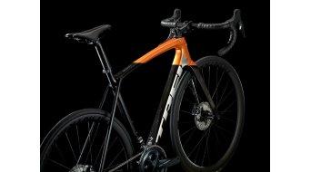 "Trek Émonda SL 7 Disc 28"" Rennrad Komplettrad Gr. 54cm carbon smoke/factory orange Mod. 2021"