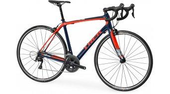 Trek Domane S 5 bici da corsa bici completa mis. 56cm deep dark blue/roarange mod. 2017