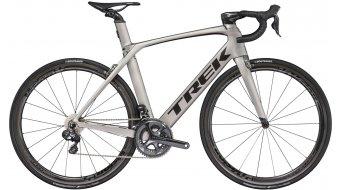 Trek Madone 9.5 Ultegra Di2 bici da corsa bici completa . matte metallico silver/gloss black mod. 2017
