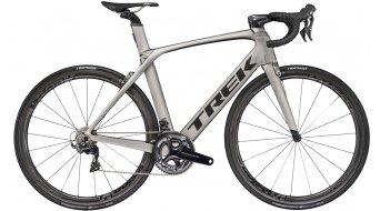 Trek Madone 9.5 bici da corsa bici completa mis. 56cm matte metallico silver/gloss black mod. 2017