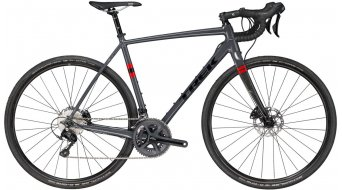"""Trek Checkpoint ALR 5 28"""" Gravelbike bici completa . solid charcoal mod. 2018"""