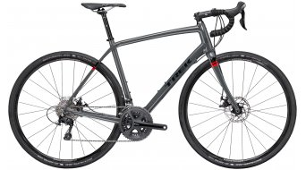 "Trek Domane ALR 5 Gravel 28"" Gravelbike kolo solid charcoal model 2018"