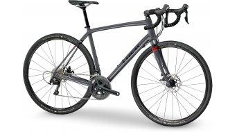 "Trek Domane ALR 5 Gravel 28"" Gravelbike bici completa mis. 50cm solid charcoal mod. 2018"