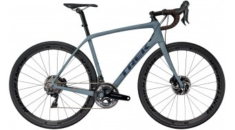 "Trek Domane SL 8 disc 28"" road bike bike 56cm mat battleship blue/deep dark blue"