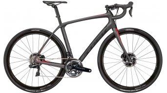 "Trek Domane SLR 9 Disc 28"" bici da corsa bici completa mis. 54cm matte dnister black/viper red mod. 2018"