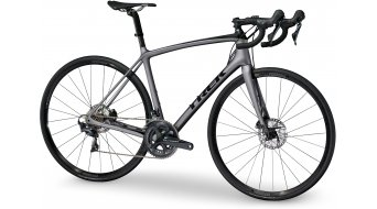 "Trek Émonda SLR 6 Disc H2 28"" bici da corsa bici completa . matte anthracite/gloss black mod. 2018"