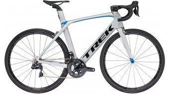 "Trek Madone 9.5 C H2 28"" road bike bike mat quicksilver/gloss blue 2018"