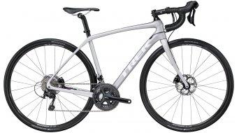 Trek Domane SL 5 disc WSD road bike bike ladies wheel 52cm quicksilver/dnister black 2018