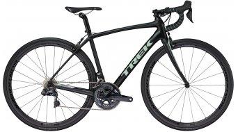 "Trek Domane SL 7 WSD 28"" bici da corsa bici completa da donna . semigloss Trek black/sprintmint mod. 2018"