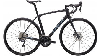 "Trek Domane SLR 6 disc 28"" road bike bike size 58cm mat Trek black/gloss battleship 2019"