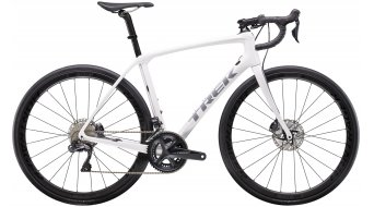 "Trek Domane SLR 7 disc 28"" road bike bike size 52cm Trek white/gravel 2019"