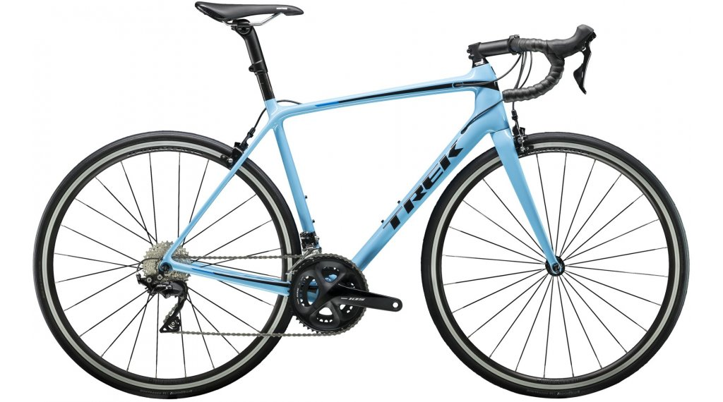 "Trek Émonda SL 5 28"" Rennrad Komplettrad Gr. 56cm azure/carbon smoke Mod. 2019"