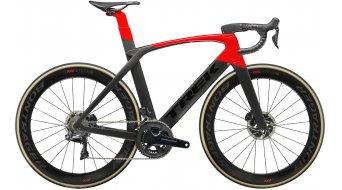"""Trek Madone SLR 9 Disc 28"""" bici da corsa bici completa . matte black/gloss viper red mod. 2019"""