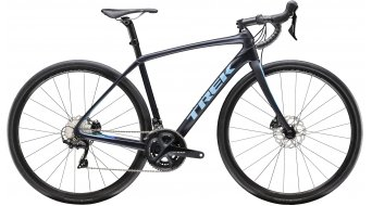 "Trek Domane SL 5 disc 28"" road bike bike ladies mat deep dark blue/azure 2019"