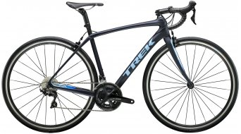 "Trek Domane SL 5 28"" road bike bike ladies mat deep dark blue/azure 2019"