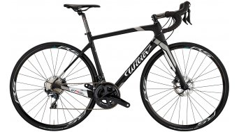 Wilier GTR Team Disc 28 bici carretera bici completa Shimano Ultegra / Shimano RS171 tamaño XL negro/blanco gris Mod. 2022