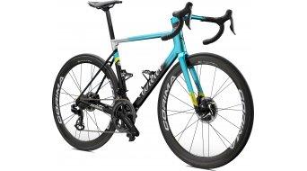 Wilier Zero SLR Disc 28 bici carretera bici completa Campagnolo Super Record EPS / Campagnolo Shamal tamaño XS astana pro/team replica Mod. 2021