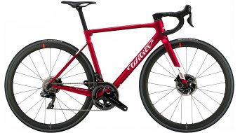 Wilier Zero SLR disc 28 road bike bike SRAM Red AXS / Wilier SLR38KC 2021