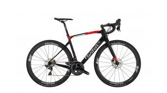 "Wilier Cento1NDR Disc Ultegra RS 170 28"" bici da corsa bici completa mis. XS black/red mod. 2019"