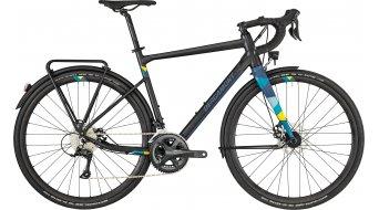 "Bergamont Grandurance RD 5.0 28"" Gravelbike bici completa . cm black/bluegrey (opaco) mod. 2019"