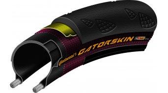 "Continental GatorSkin 26"" PolyX Breaker 公路赛车-钢丝胎 28-559 (26 x 1 1/8) 黑色/黑色 Skin 3/180tpi"